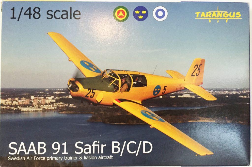 SAAB 91 Safir Box