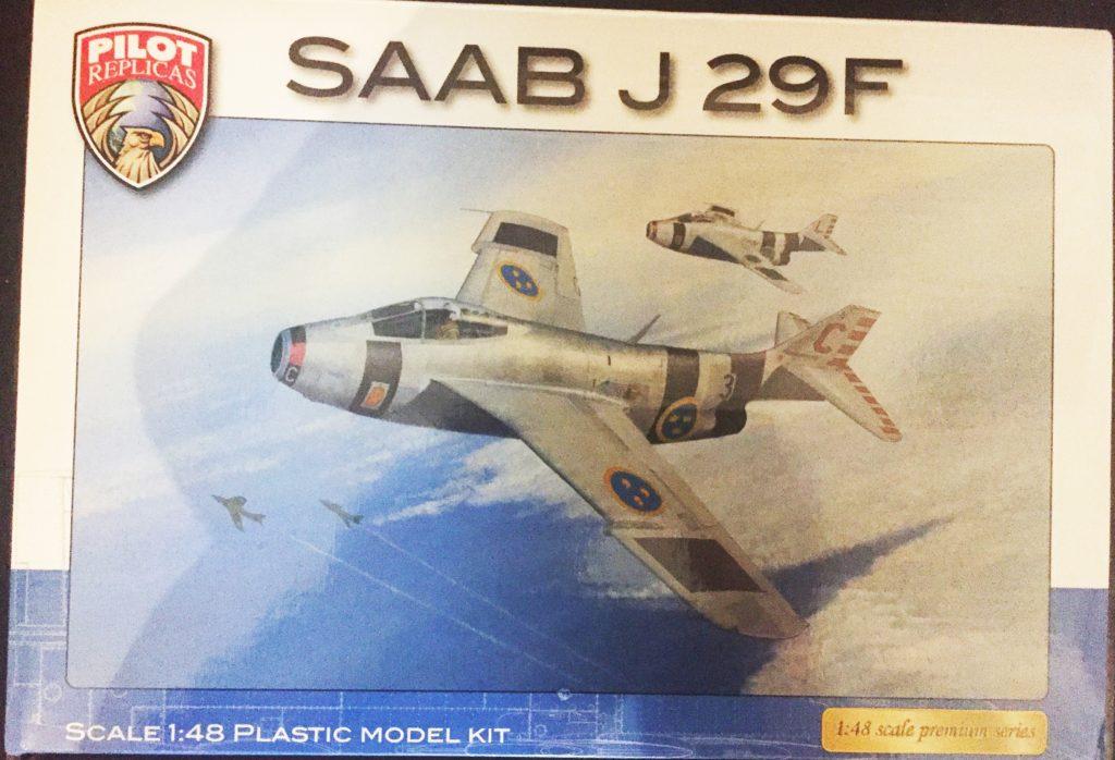 SAAB J29F Tunnan Box 001