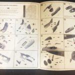 SAAB J29F Tunnan Instructions 001