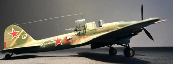 Ilyushin Il-2 Shturmovik Finished 001