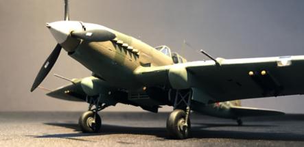 Ilyushin Il-2 Shturmovik Finished 005