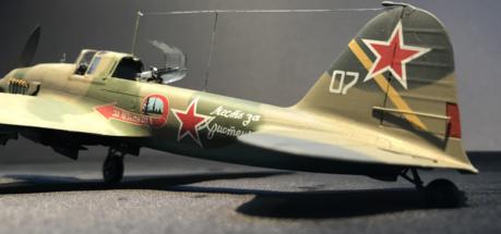 Ilyushin Il-2 Shturmovik Finished 006