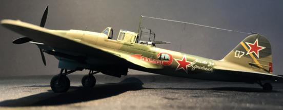Ilyushin Il-2 Shturmovik Finished 009