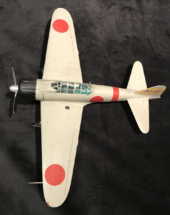 Mitsubishi A6M2 Zero finished 005