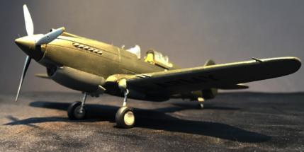 P-40B Warhawk Finished 009
