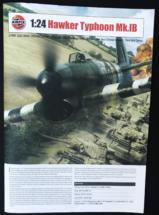 Hawker Typhoon Airfix 1-24 Box 008