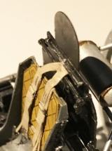 Hawker Typhoon Airfix 1-24 Cockpit frame 006