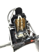 Hawker Typhoon Airfix 1-24 Cockpit frame 007