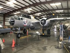 North American B-25 Mitchell - 0001
