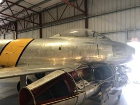 North American F-86E Sabre - 0017