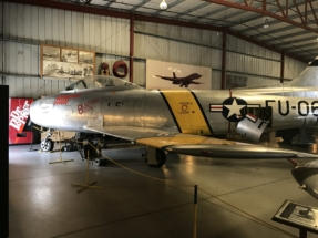 North American F-86E Sabre - 0020