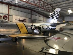 North American F-86E Sabre - 0021