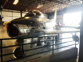 North American F-86F Sabre - 0001