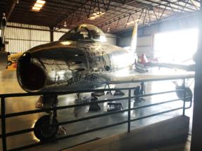 North American F-86F Sabre - 0001