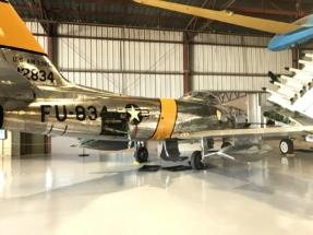 North American F-86F Sabre - 0010