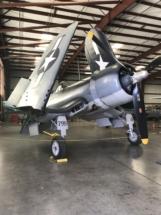 Vought F4U-1 Corsair - 0001