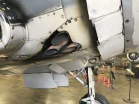 Vought F4U-1 Corsair - 0007