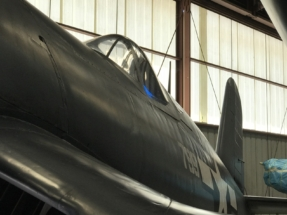 Vought F4U-1 Corsair - 0012