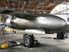 Douglas A-26 Invader engine 001