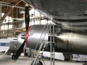 Douglas A-26 Invader engine 002