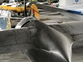 Douglas A-26 Invader engine 007