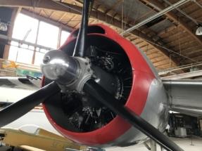Douglas A-26 Invader engine 009
