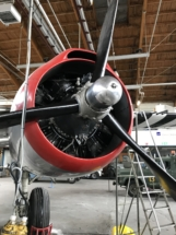 Douglas A-26 Invader engine 010