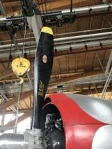Douglas A-26 Invader engine 012