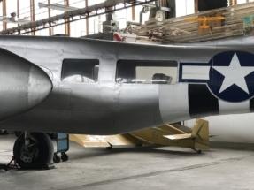 Douglas A-26 Invader fuselage 001