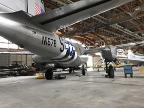 Douglas A-26 Invader fuselage 002