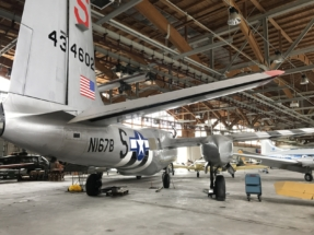 Douglas A-26 Invader fuselage 003