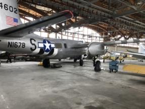 Douglas A-26 Invader fuselage 004