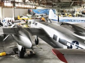 Douglas A-26 Invader fuselage 005