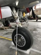 Douglas A-26 Invader landing gear 006