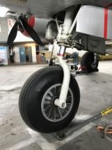 Douglas A-26 Invader landing gear 007