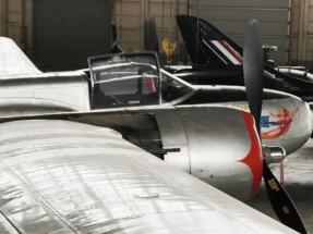 Douglas A-26 Invader nose 002