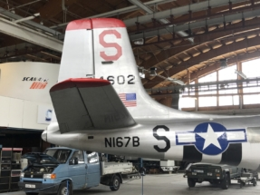 Douglas A-26 Invader tail 004