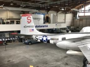 Douglas A-26 Invader tail 005
