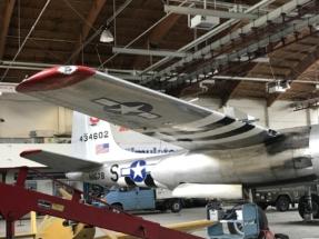 Douglas A-26 Invader wing 004