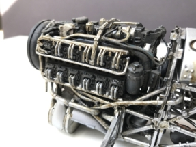 Hawker Typhoon Airfix 1-24 Engine 010