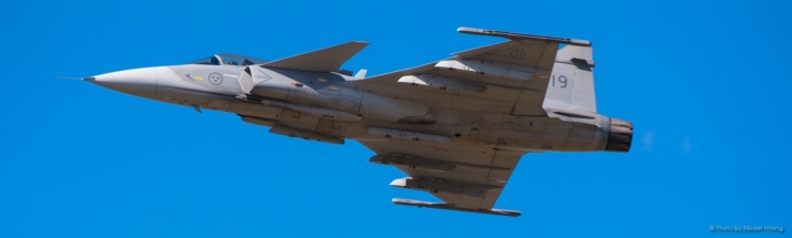 SAAB JAS39 Gripen - 0001