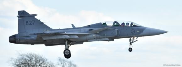 SAAB JAS39 Gripen - 0012