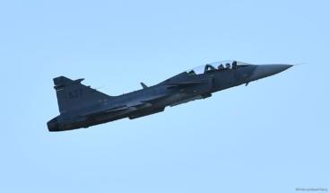 SAAB JAS39 Gripen - 0013