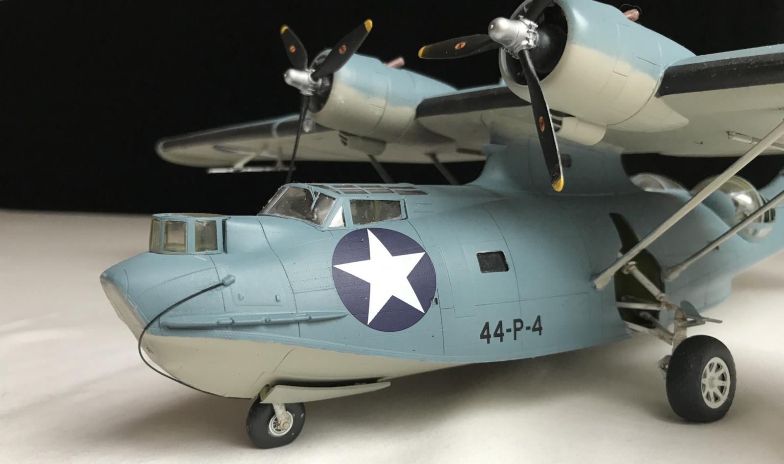 Jack Reid's PBY Catalina 44-P-4