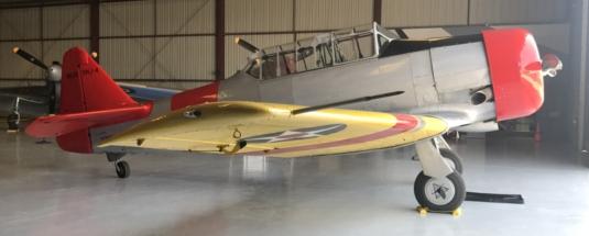 North American SNJ-4 Texan 001