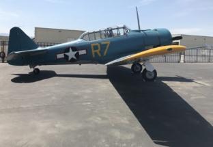 North American SNJ-5 Texan 001