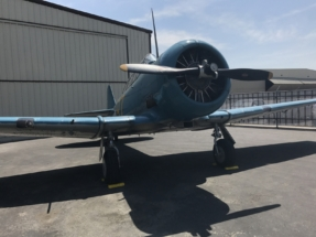 North American SNJ-5 Texan 002