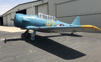 North American SNJ-5 Texan 003