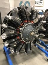 Pratt & Whitney R 1340-AN-1 001