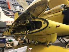 Douglas Skyraider AD-4 W 008